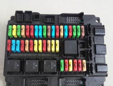 配电盒总成