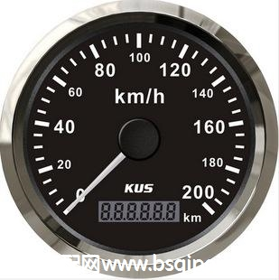車速里程表