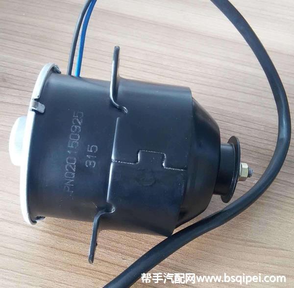 散熱器風扇電機