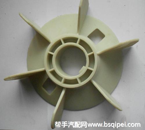 散热器风扇叶护风罩