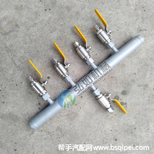 分配器进气管