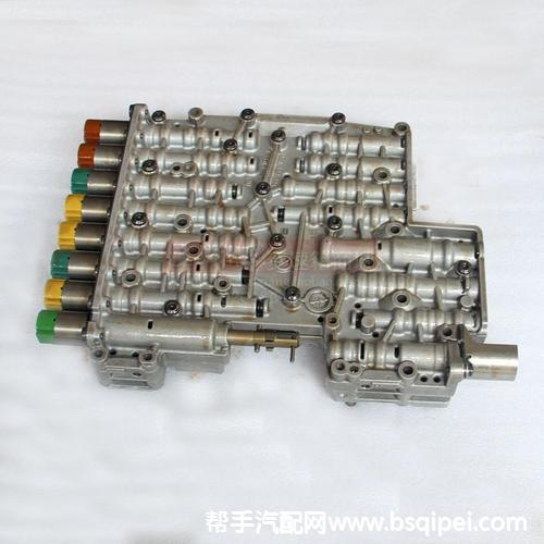 自动变速器油路板
