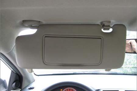 汽车遮阳板